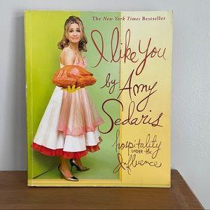 I Like You By Amy Sedaris Book
